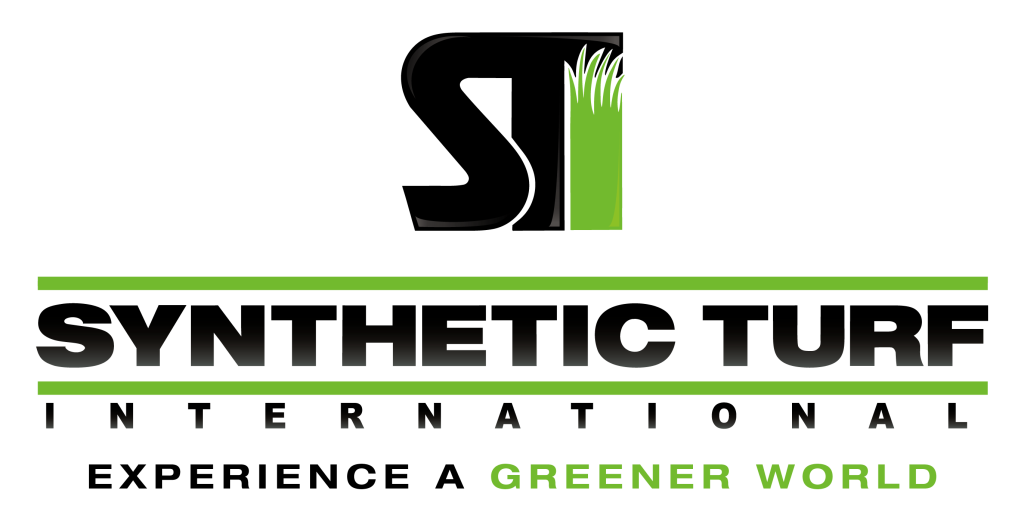 Synthetic Turf International Experience A Greener World Logo - Contact Us