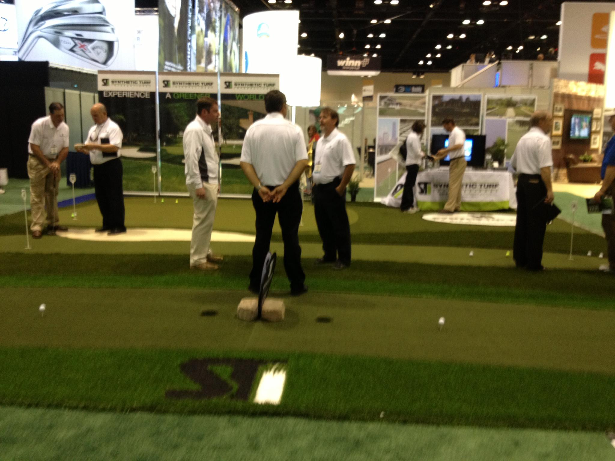 Thousands Visit Sti At The 60th Annual Pga Merchandise Show