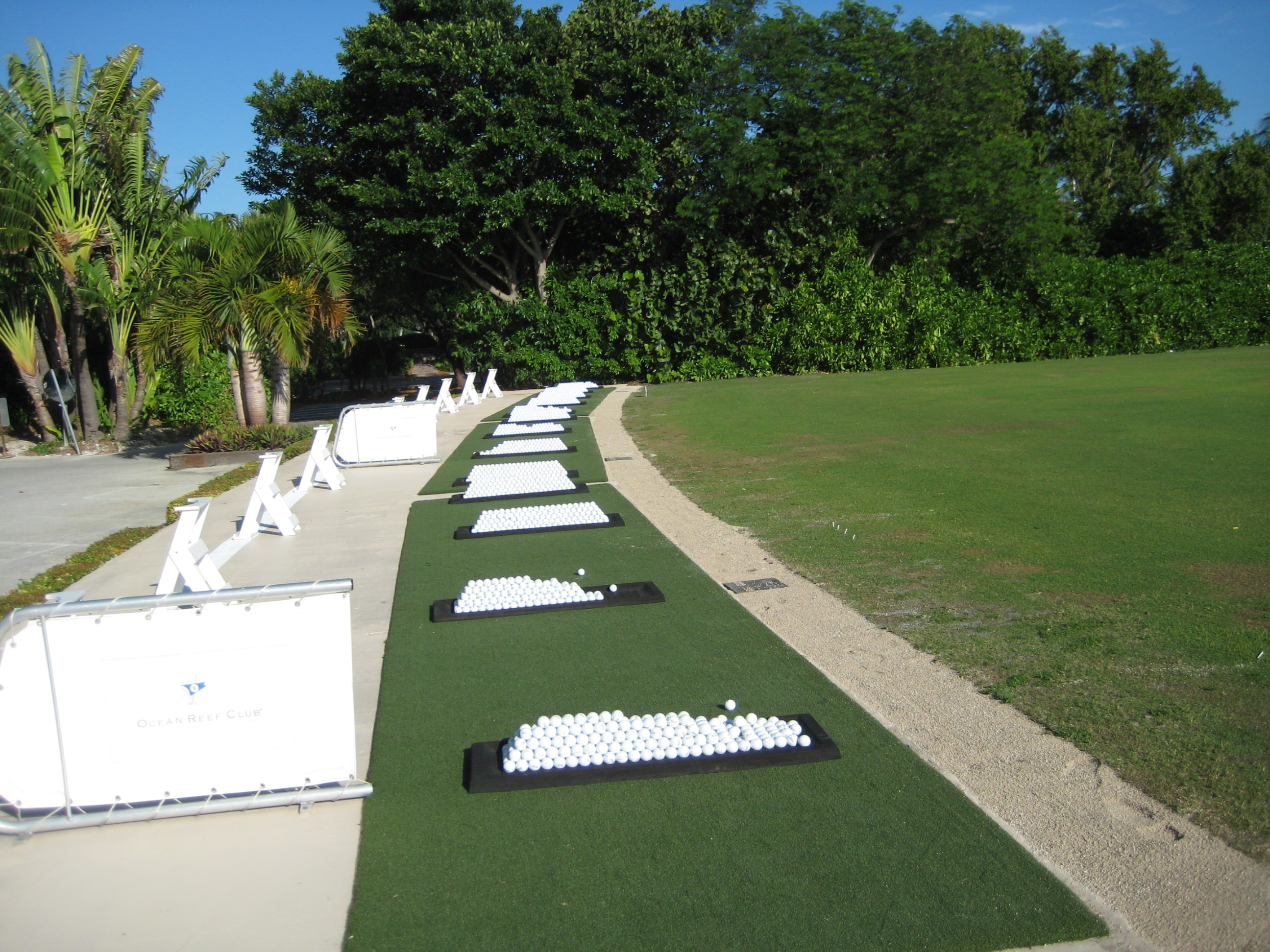 Golfers Gearing Down And Golf Courses Gearing Up With
