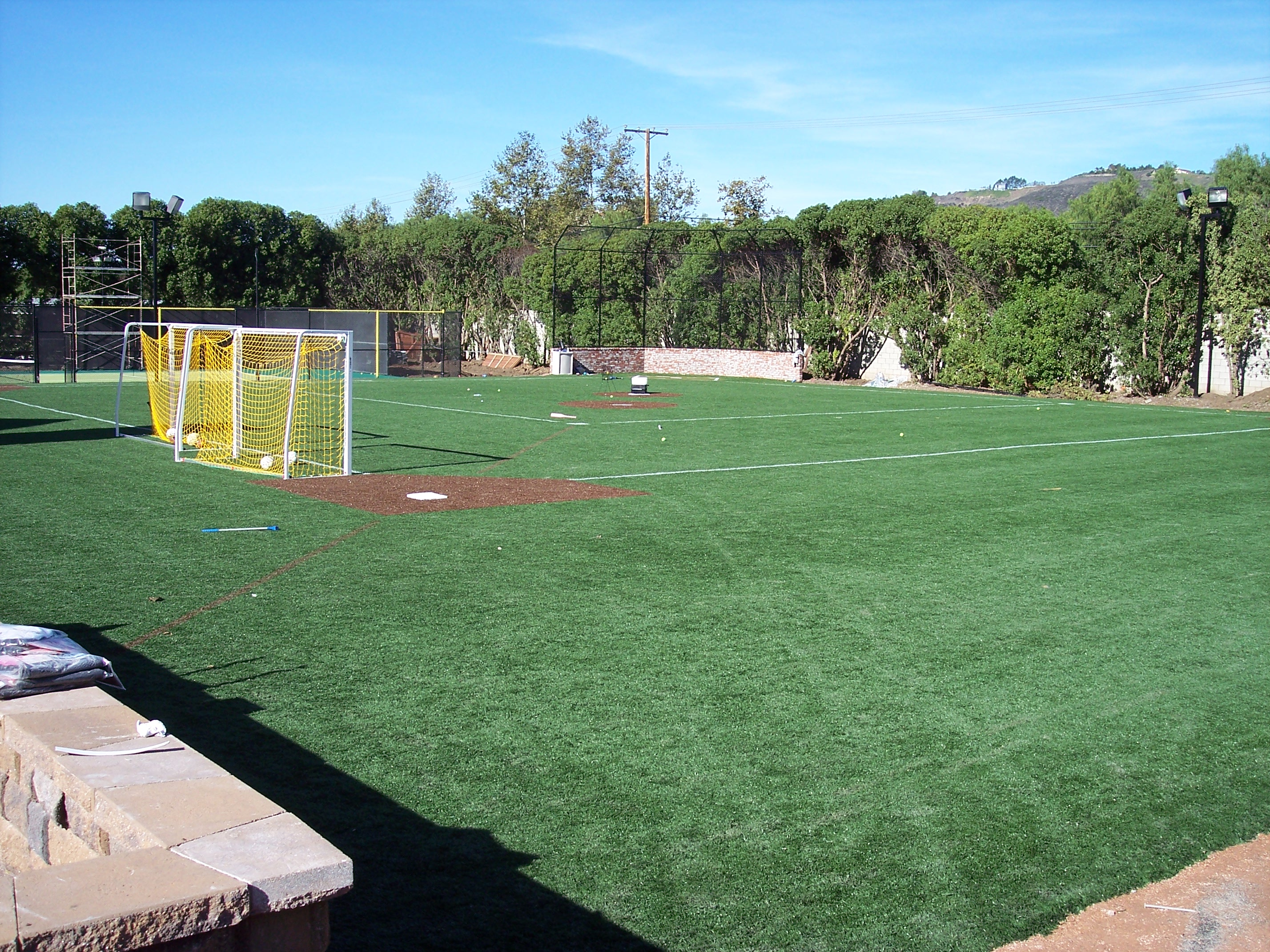 Synthetic Turf For Baseball Amp Batting Cages Synthetic