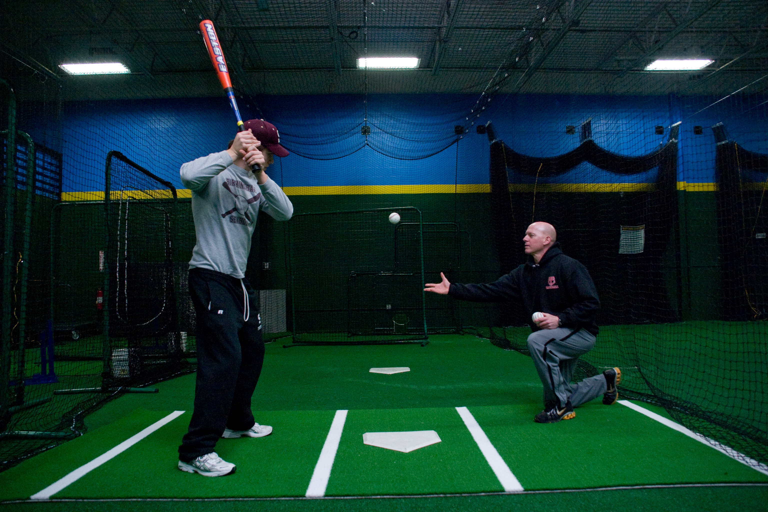 Synthetic Turf for Baseball & Batting Cages | Synthetic Turf ...
