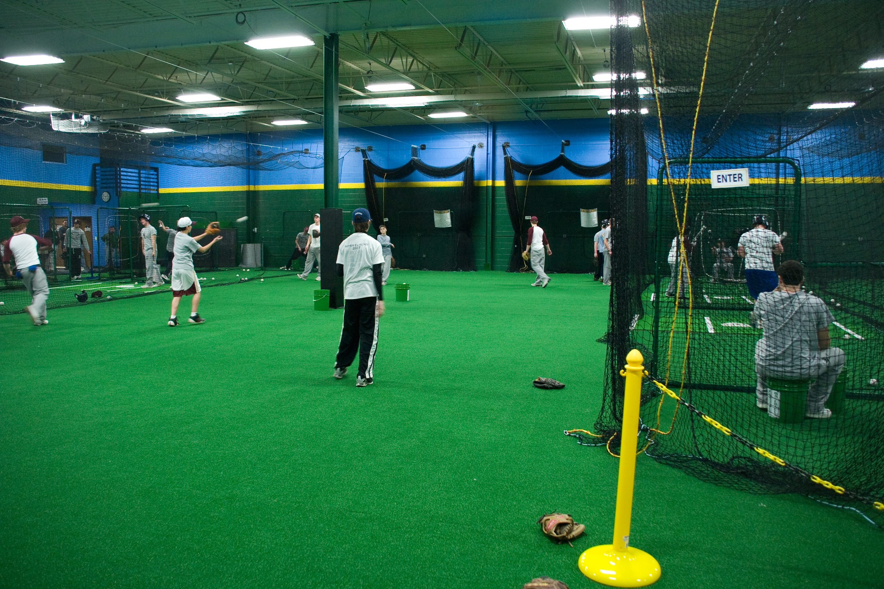 Batting cages edmonton