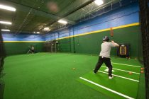 Synthetic Turf International Indoor Athletics Training Agility Multipurpose Facility Artificial Grass