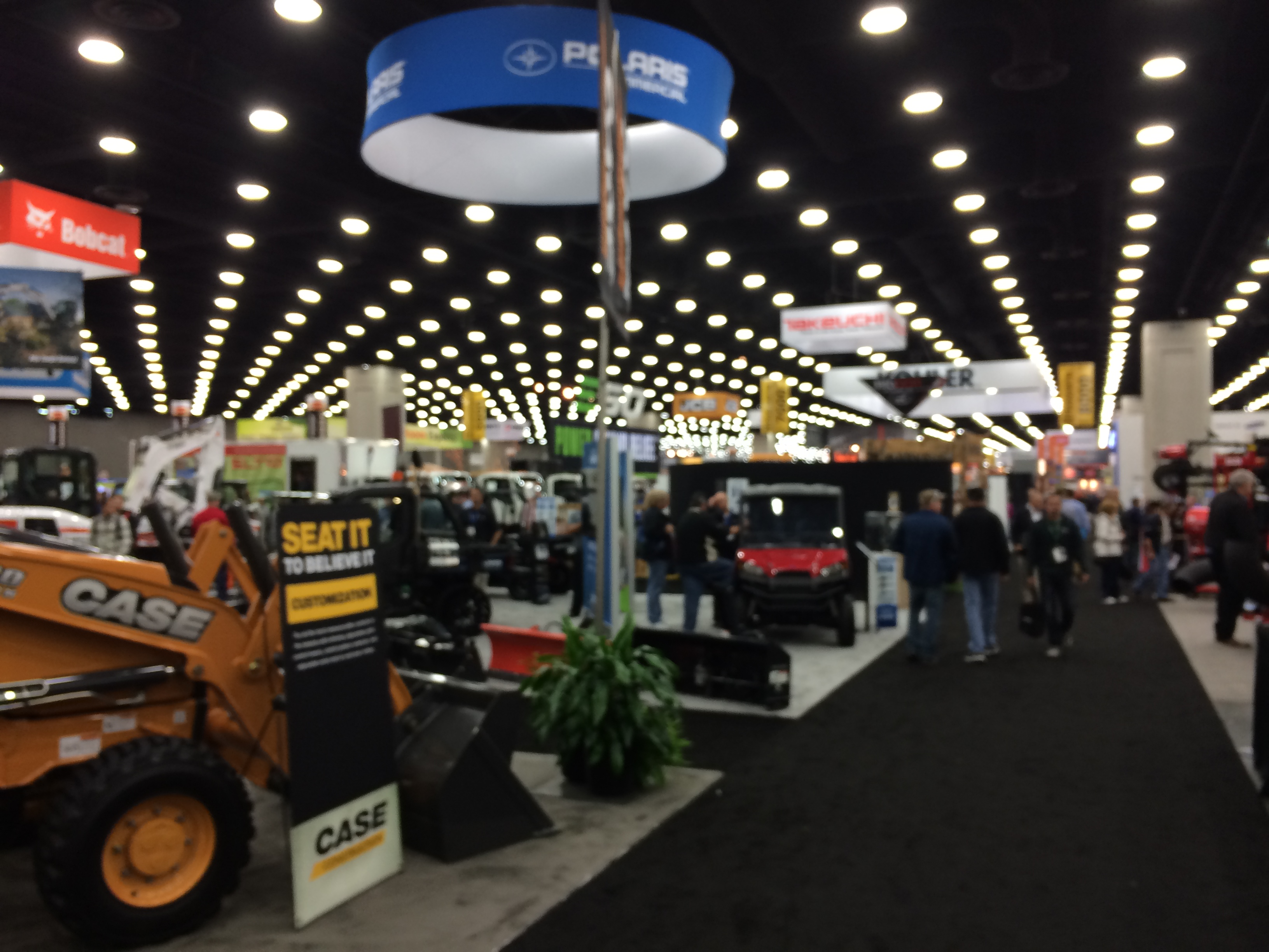 The largest hardscape industry trade show in the world for Largest craft shows in the us