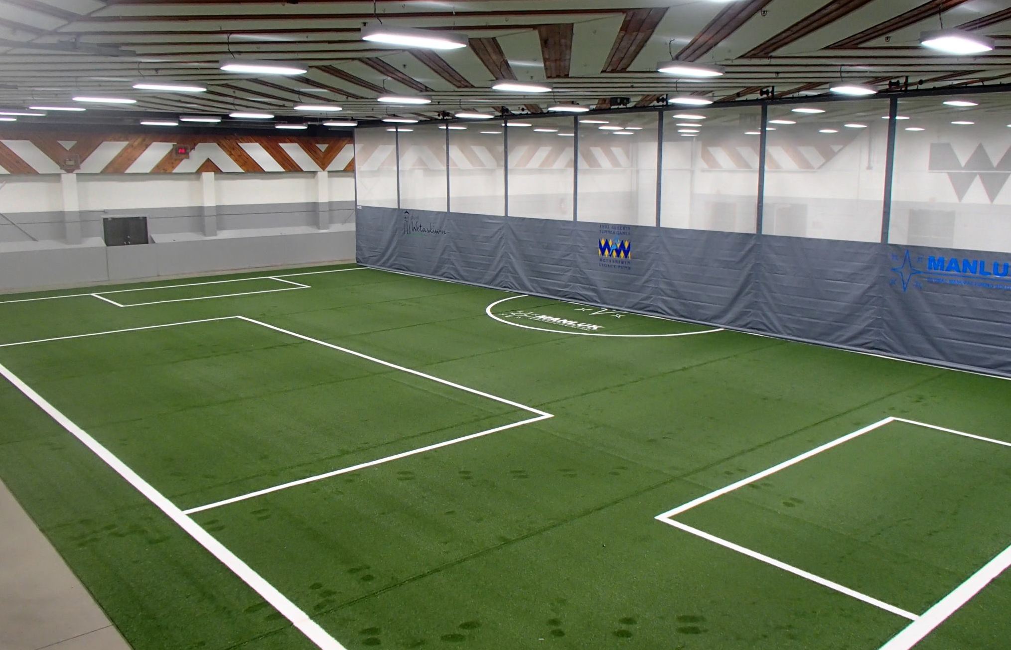 Manluk Global Manufacturing Indoor Soccer Complex