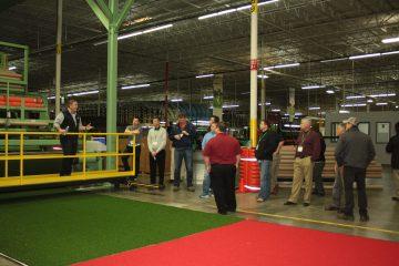 STI University Manufacturing Plant Tour