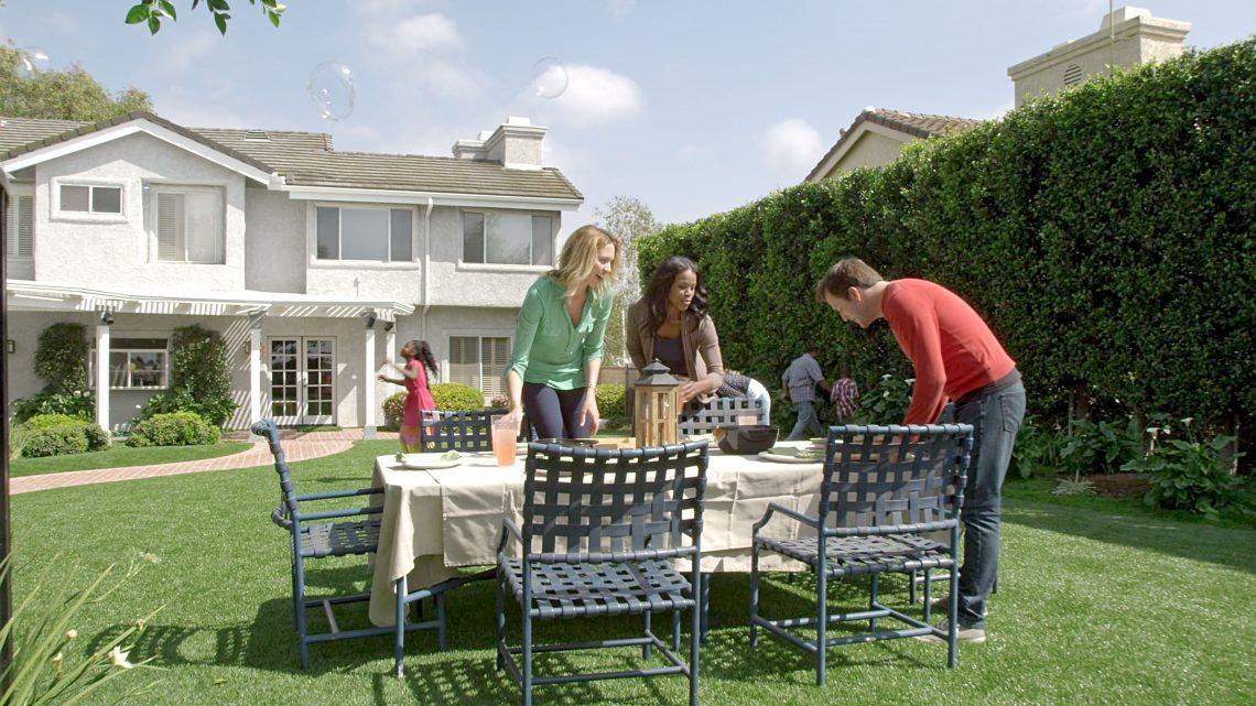 Landscape Turf for Residential