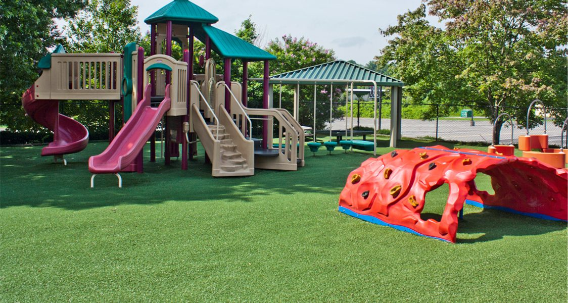 Softlawn Playgrounds Synthetic Turf International