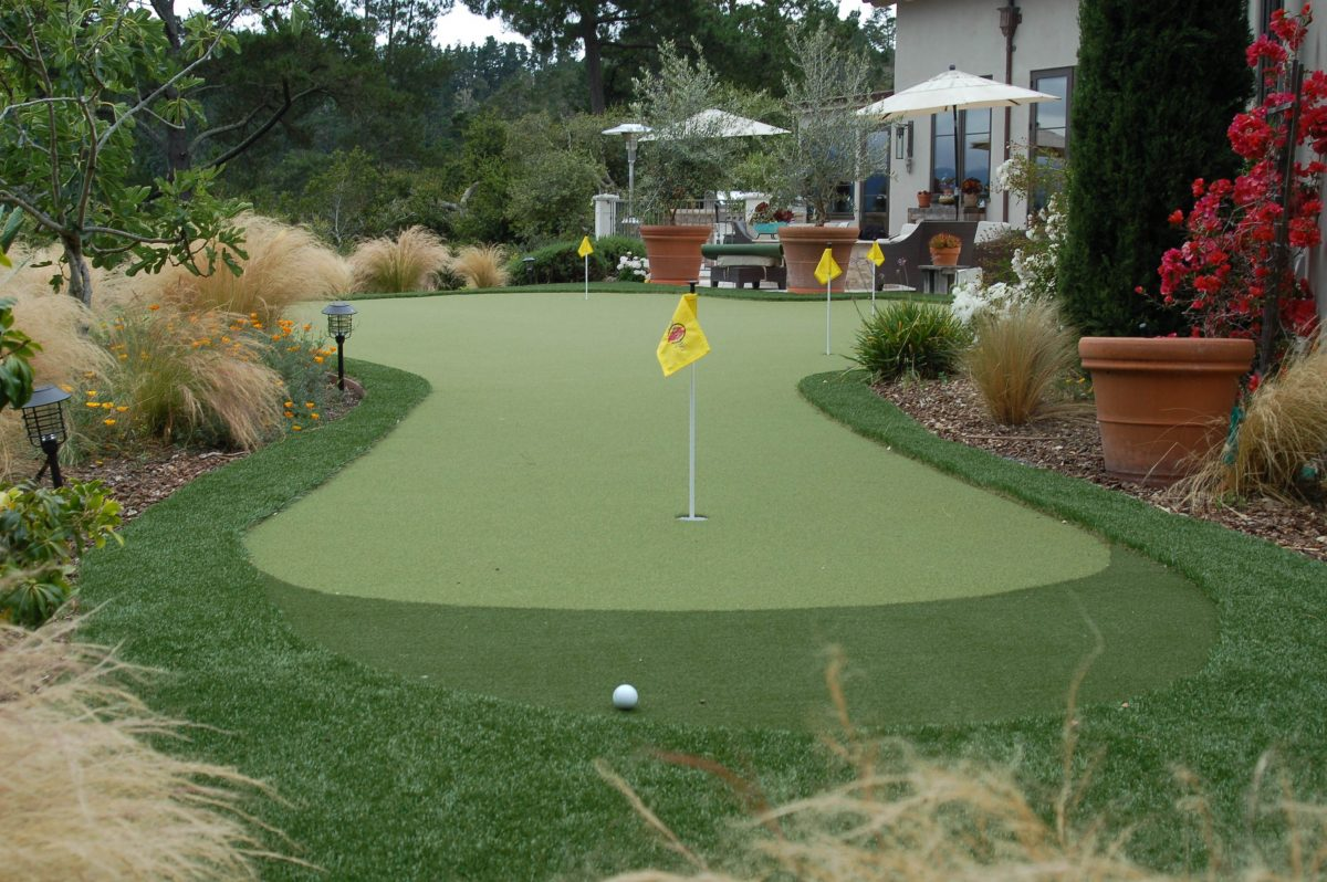 Featured Application Jim Nantz Putting Green Synthetic