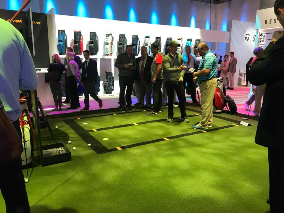 Taylormade Show Putting Lab