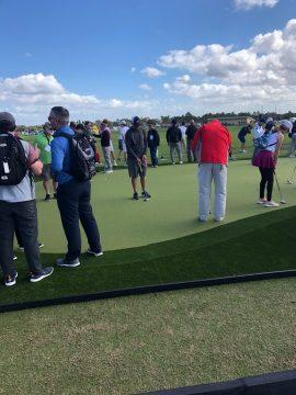 Callaway Demo Day 2019 PGA Show
