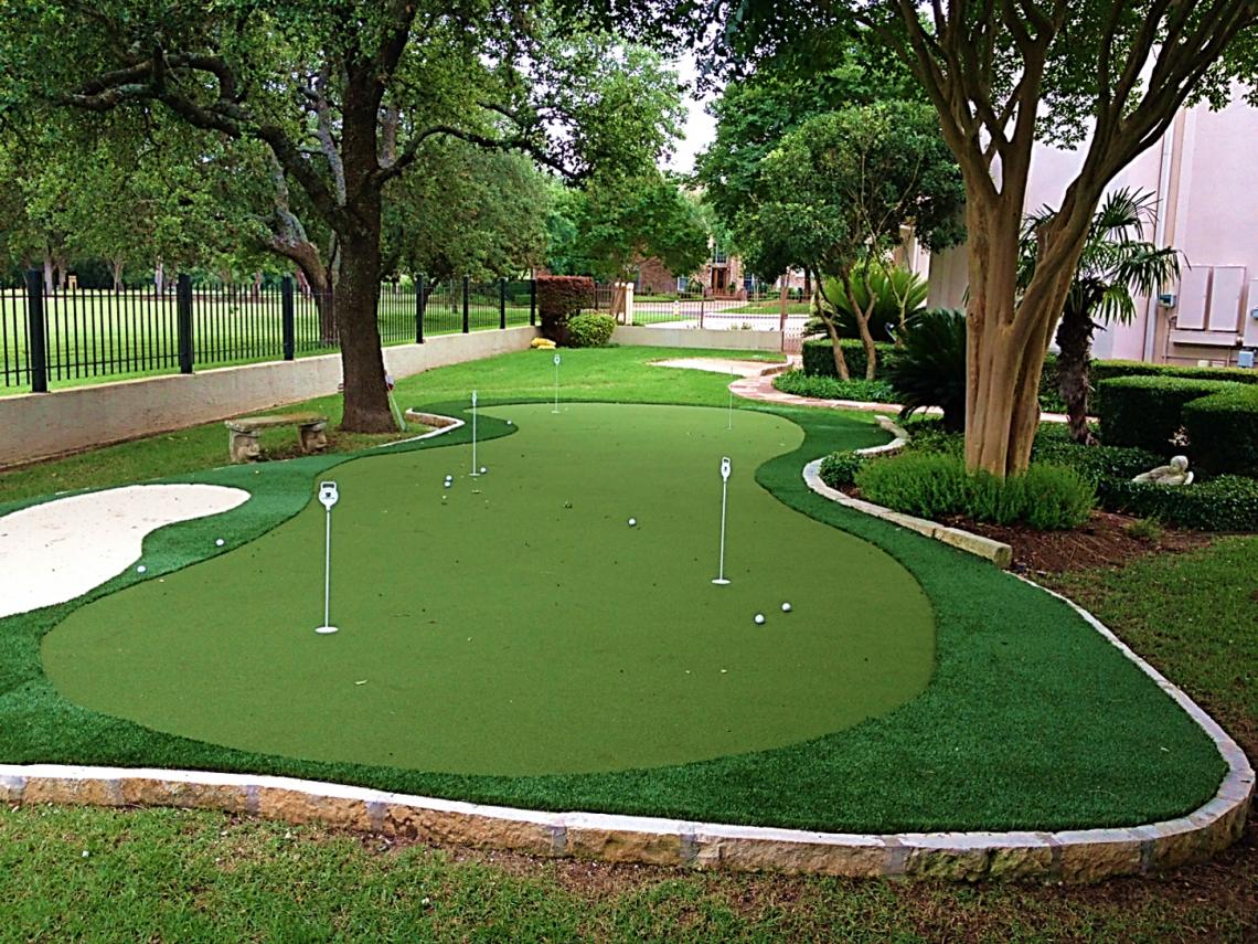 Putting Greens Amp Golf Sti Of San Antonio