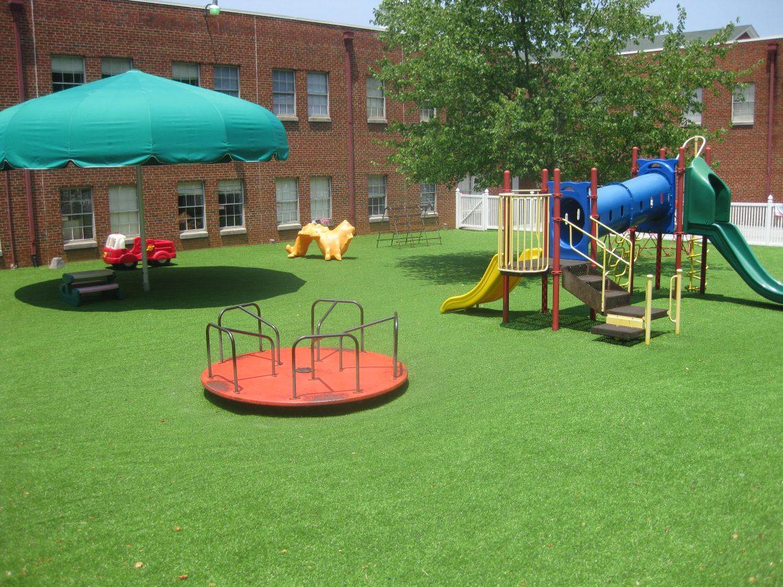 Playground Surfaces Sti Of San Antonio